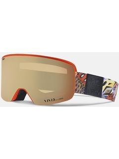 Маска Giro Axis Arte Sempre (Zio) / Vivid Copper 19 + Vivid Infrared 62