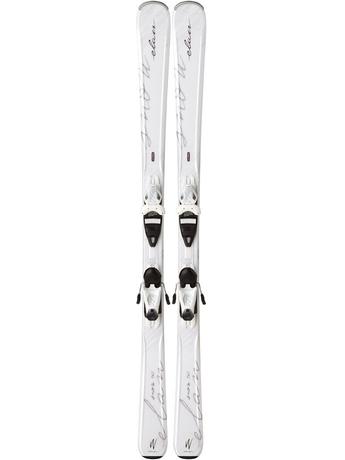 Горные лыжи Elan Snow QT + EL 7.5 14/15