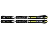 Горные лыжи Head Supershape Team LR + крепления LRX 4.5 AC (14/15)