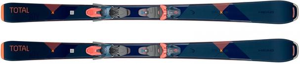Горные лыжи Head Total Joy + крепления Joy 11 SLR (19/20)