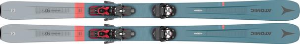 Горные лыжи Atomic Vantage 97 C + крепления Warden 11 MNC (20/21)