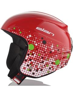 Горнолыжный шлем Elan Formula Red