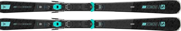Горные лыжи Salomon S/Force W 7  + крепления M10 GW (20/21)