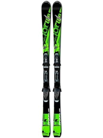 Горные лыжи с креплениями Fischer Motive 76 + RS11 Powerrail 11/12