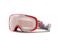 Маска Giro Field RedTapestry / Rose Silver 30 (14/15)