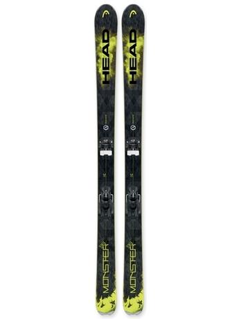 Горные лыжи Head Monster 98 + крепления Attack 13 16/17