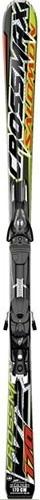 Горные лыжи Salomon Crossmax W12 + крепления z12 09/10