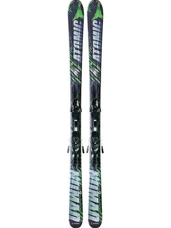 Горные лыжи с креплениями Atomic Blackeye Ti + 12 OME 11/12