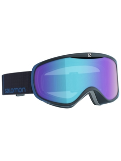 Маска Salomon Sense Photo Black / Blue Photochromic LTS