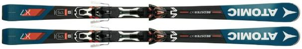 Горные лыжи Atomic Redster X7 + крепления X 12 (17/18)