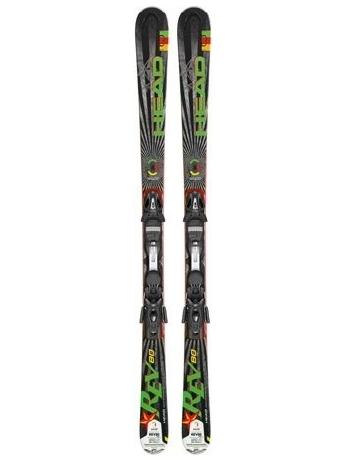 Горные лыжи с креплениями Head REV 80 Pro SW PR Pro + PR 11 12/13