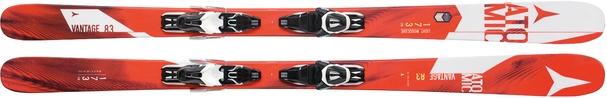 Горные лыжи Atomic Vantage 83 R + крепления Lithium 10 (15/16)