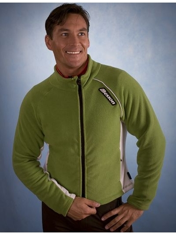 Куртка Besson Gerlos Fleece green