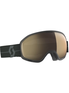 Маска Scott Unlimited II OTG LS Black Grey / Light Sensitive Bronze Chrome