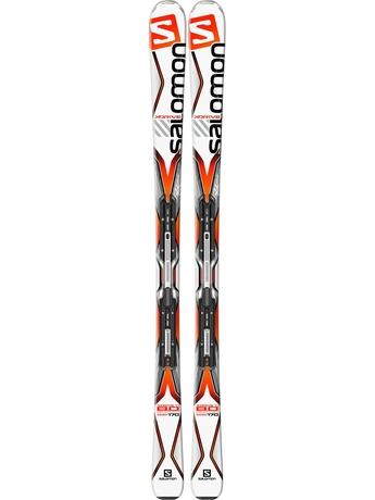 Горные лыжи Salomon X-Drive 8.0 Ti + крепления XT12 15/16