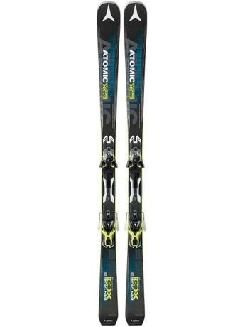 Горные лыжи Atomic Vantage X 80 CTI + крепления XT 12 17/18
