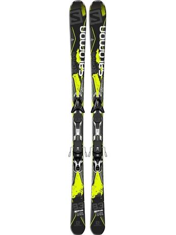 Горные лыжи Salomon X-Drive 8.3 + крепления XT12 14/15