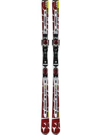 Горные лыжи с креплениями Atomic Race D2 GS + NEOX TL 12 11/12