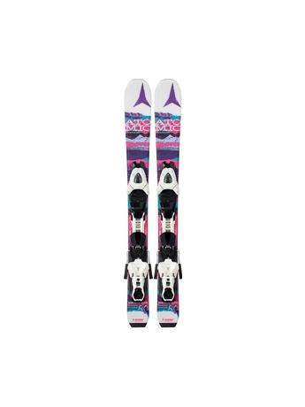 Горные лыжи Atomic Vantage Girl I + крепления XTE 045 15/16