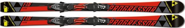 Горные лыжи Fischer Progressor F18 + RS11 (15/16)