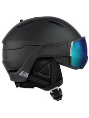 Горнолыжный шлем Salomon Driver All Black