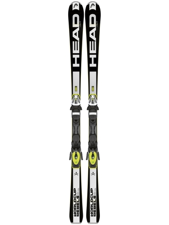 Горные лыжи Head WC Rebels i.SLR + крепления PRD 11 15/16