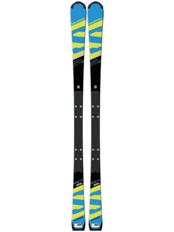Горные лыжи Salomon X-Race Lab 165 + крепления Race Plate P69 16/17