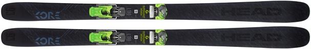 Горные лыжи Head Kore 93 + крепления Attack2 13 GW (18/19)