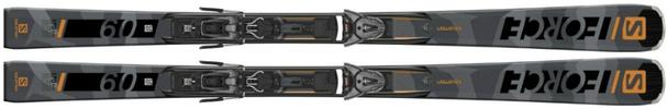 Горные лыжи Salomon S/Force 9 + крепления Z 10 GW (19/20)