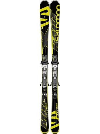 Горные лыжи Salomon X-Kart Max + Z12 Speed 14/15