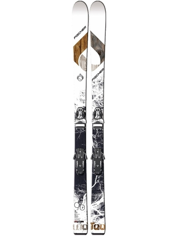 Горные лыжи без креплений Fischer Watea 96 12/13