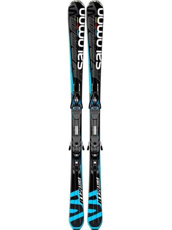 Горные лыжи Salomon X-Pro Ti + крепления Z10 14/15