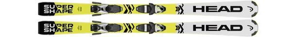 Горные лыжи Head Supershape SLR2 + крепления SLR 4.5. AC (17/18)