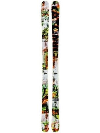 Горные лыжи с креплениями Atomic Punx + FFG 12 11/12