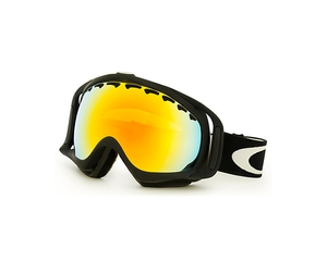 Маска Oakley 02 XL Matte Black / Fire Iridium