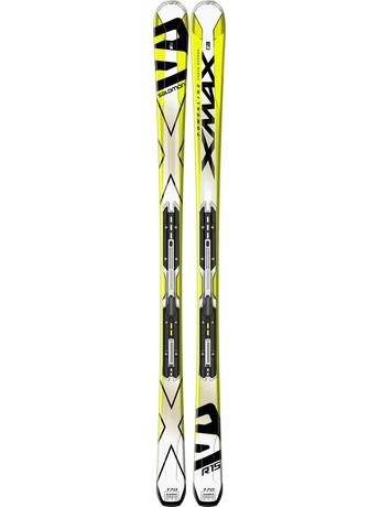 Горные лыжи Salomon X-Max + крепления XT12 Ti 15/16
