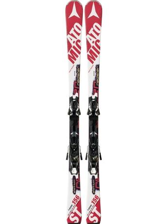 Горные лыжи Atomic Redster ST + XTO 10 14/15