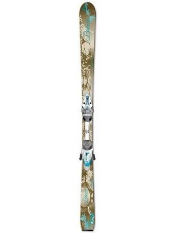 Горные лыжи Fischer Vision Breeze + крепления V9 RAILFLEX FW 07/08