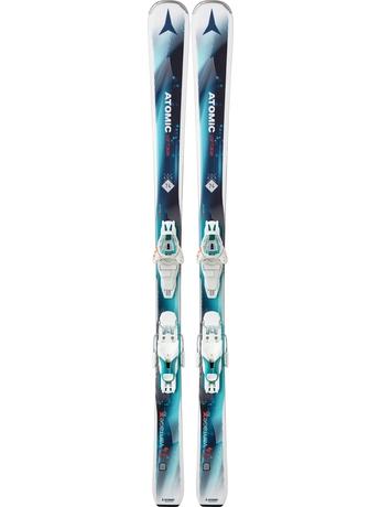 Горные лыжи Atomic Vantage X 74 R W + Lithium 10 17/18