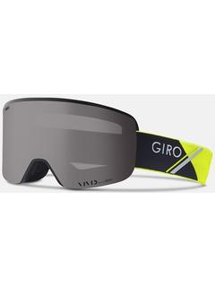 Маска Giro Axis Hilight Yellow Sport Tech / Vivid Onyx 14 + Vivid Infrared 62