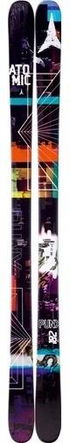 Горные лыжи Atomic Punx + STH 16 13/14