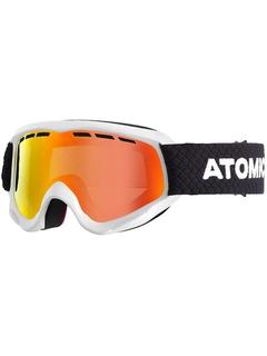 Детская маска Atomic Savor JR ML White / Mid Red Multilayer