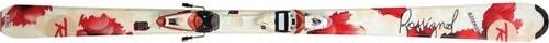 Горные лыжи с креплениями Rossignol Attraxion WTPI2 + Saphir 90L TPI2 (11/12)