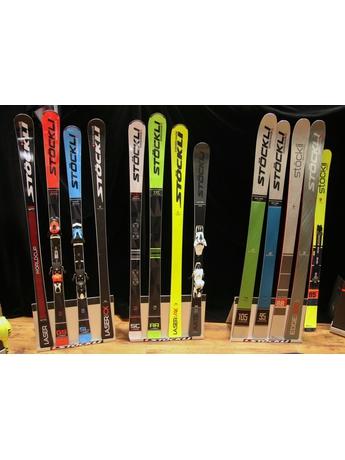 Горные лыжи Stockli Laser SC + крепления MC 12 19/20