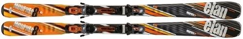 Горные лыжи Elan Morpheo 8 + EL 10.0 (13/14)