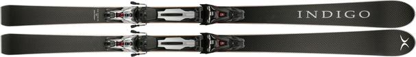 Горные лыжи Indigo Carbon Black Allterrain + Marker XCell 12 (18/19)