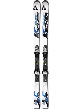 Горные лыжи Fischer XTR Cruzar + крепления RS 10 15/16