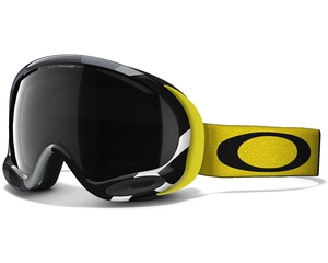 Маска Oakley A-Frame 2.0 Flight Series Yellow Graphite / Dark Grey
