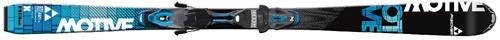 Горные лыжи с креплениями Fischer Motive X Powerrail + RS10 Powerrail (12/13)