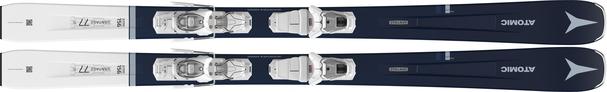 Горные лыжи Atomic Vantage 77 Ti W + крепления  M 10 GW (20/21)